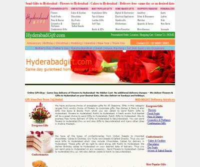 Flowers to Hyderabad, Gifts to Hyderabad, Cakes