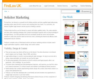 Solicitor Marketing