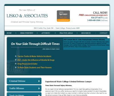 The Law Offices of Lisko & Associates
