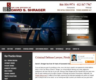 Pittsburgh Criminal Defense Attorney | Pennsylvania DUI Lawyer | White Collar Crimes Allegheny County