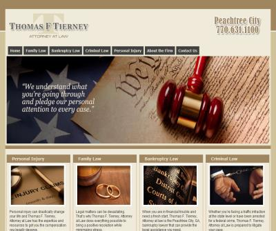 Thomas F. Tierney, Attorney at Law