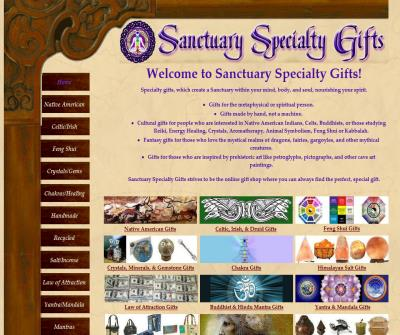 Sanctuary Specialty Gifts