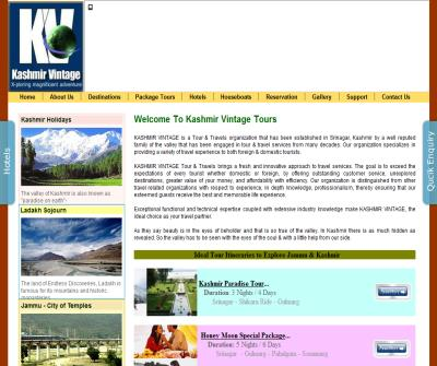 Kashmir Vintage Tour & Travels