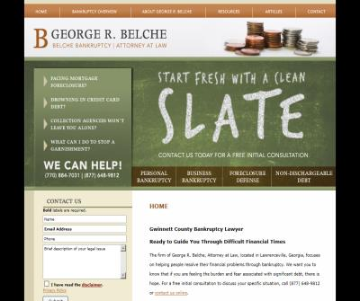 George R. Belche, Attorney at