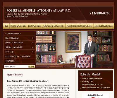 Robert M. Mendell, Attorney at Law, P.C.