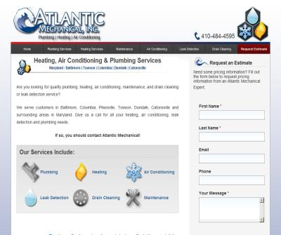 Atlantic Mechanical Plumbing and Heating