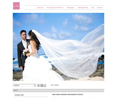 Kai Hawaii Wedding Photographers
