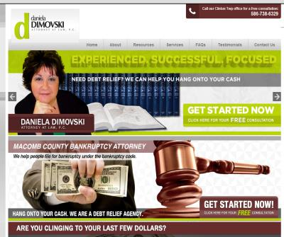 Macomb Michigan Bankruptcy Attorney