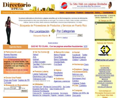 Puerto Rico Business Directory
