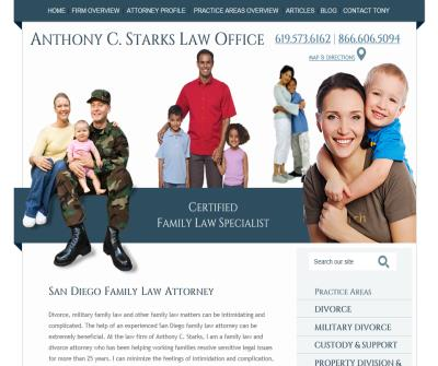 Anthony C. Starks Law Office