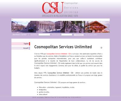 Cosmopolitan Services Unlimited