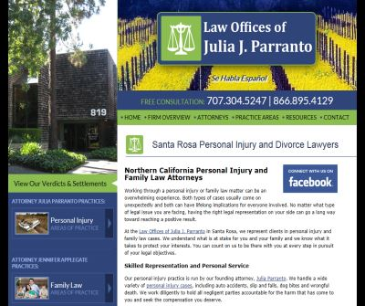 Law Offices of Julia J. Parranto