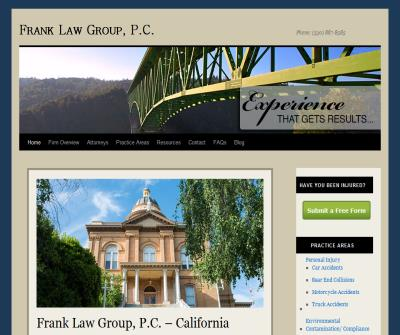 Frank Law Group, P.C.