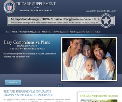 TRICARE Supplement Insurance Plan