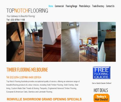 Timber Flooring Melbourne