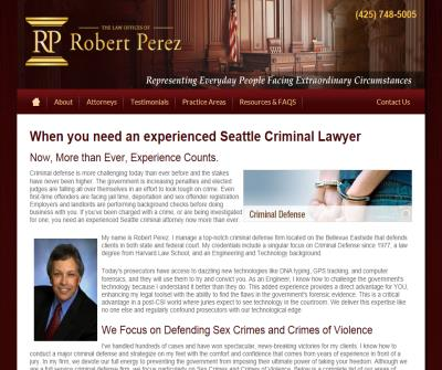 Law Office of Robert Perez