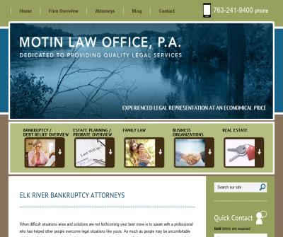 Motin Law Office, P.A.