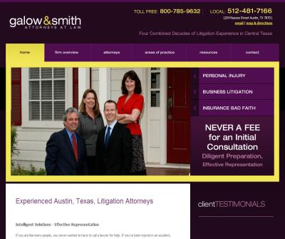 Galow & Smith, Attorneys at Law