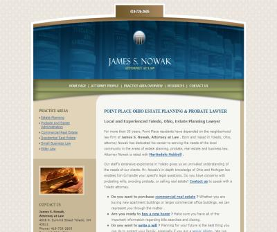 James S. Nowak, Attorney at Law