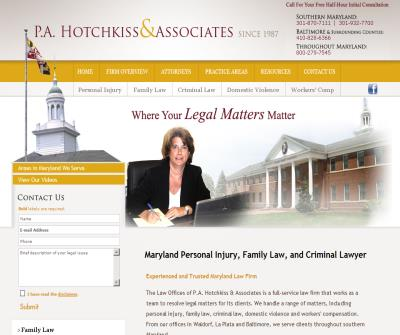 Law Offices of P A Hotchkiss & Associates