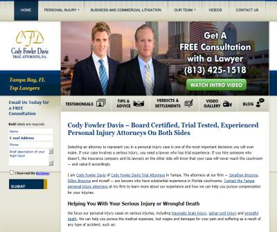 Cody Fowler Davis Trial Attorneys, P.A.