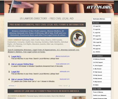 US Attorneys & Law Firms