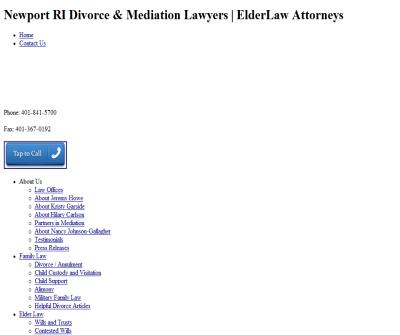 Newport RI Divorce Lawyers