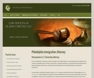 Law Offices of Elaine Cheung, L.L.C.