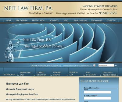 Neff Law Firm, P.A.