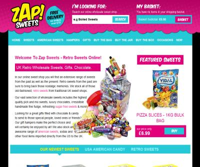 Online Sweet Shop!