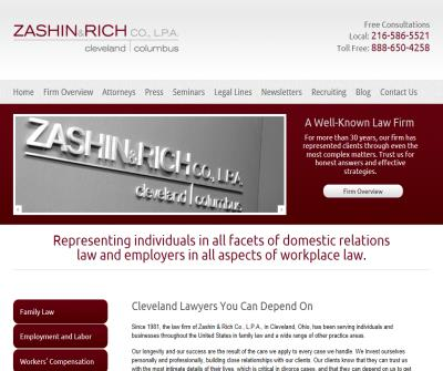 Zashin & Rich Co., L.P.A.