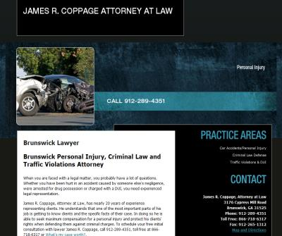 James R. Coppage Attorney at Law