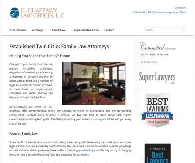 El-Ghazzawy Law Offices, LLC
