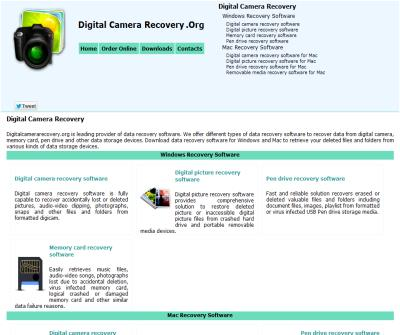 digital image recovery software
