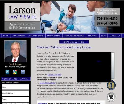 Larson Law Firm, P.C.