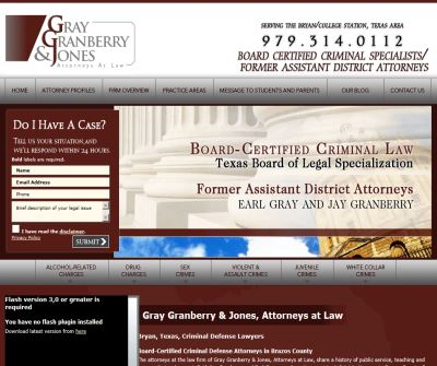Gray & Granberry, Attorneys at Law