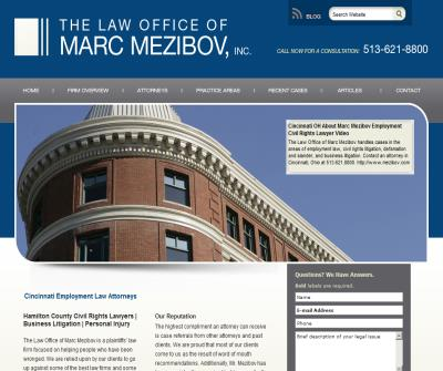 The Law Office of Marc Mezibov