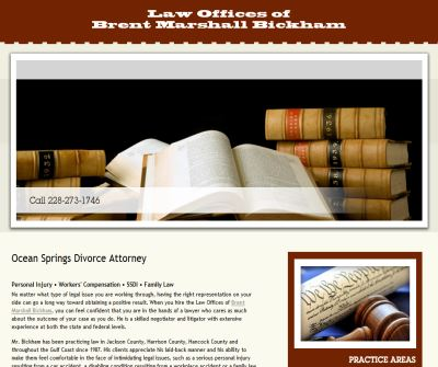 Law Offices of Brent Marshall Bickham