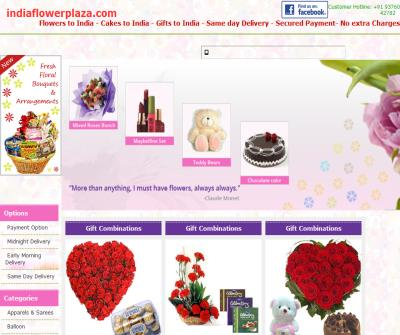 Flowers to India, Gifts to India, Cakes to India from US, Online Florist