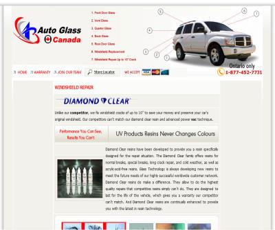 Windshield Repair, Auto Glass, Windshield Replacement in Canada,windshield repair toronto.