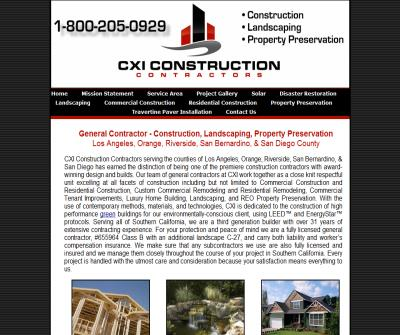 General & Landscape Contractor Serving Southern California
