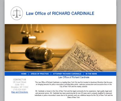 Law Offices of Richard J. Cardinale