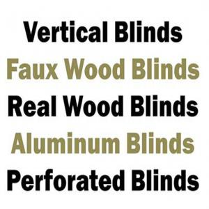 New Port Blinds Services