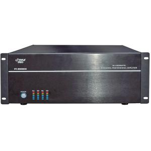 Pyle 8000-Watt 8-Channel Stereo/Mono Amplifier