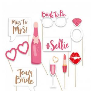 Buy Photo Booth Props at just A$7.95 - Hens Night Accessories