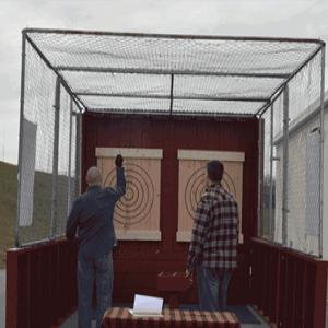 Axe Throwing Trailers