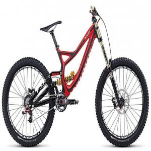 2014 Specialized S-Works Demo 8 Mountain Bike